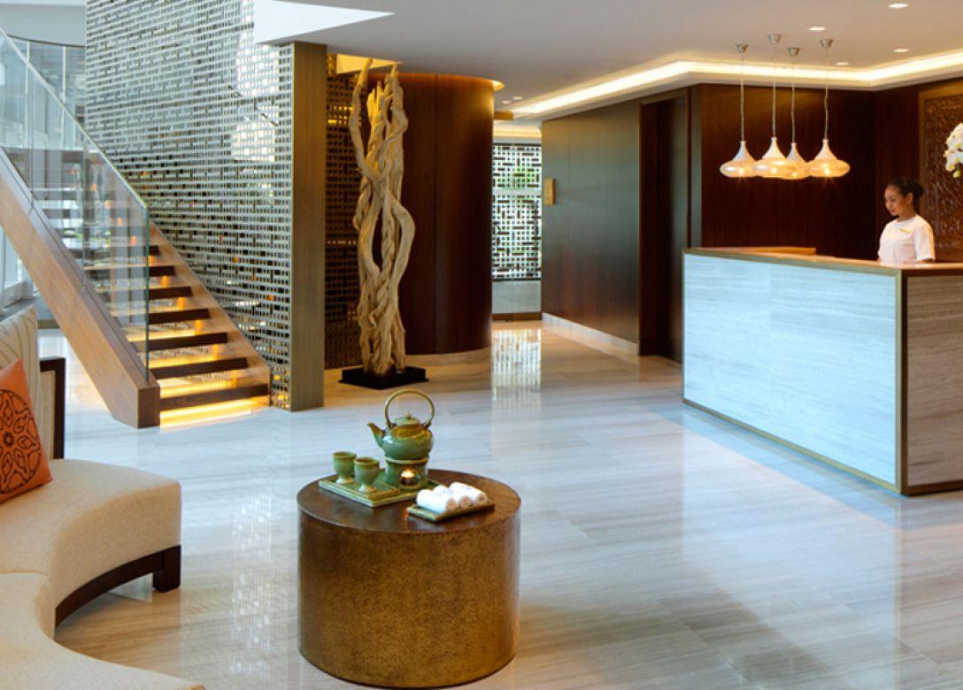 Jiva Spa, Taj Dubai