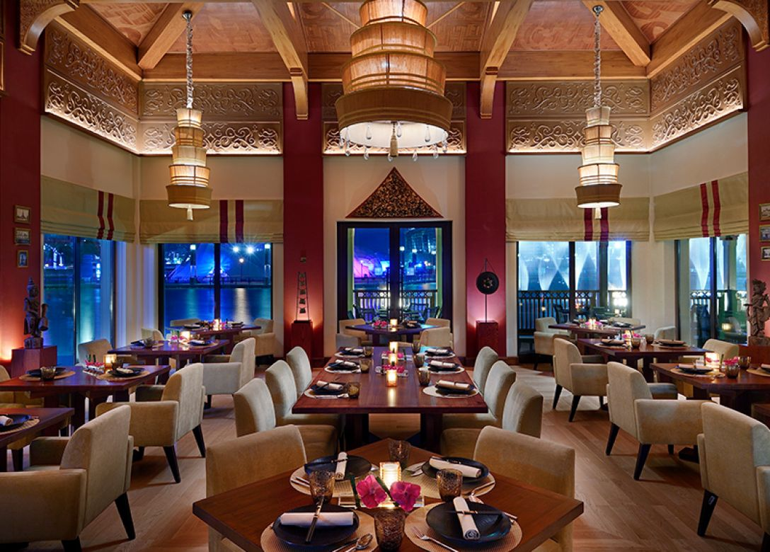 Thiptara, Palace Downtown - Credit Card Restaurant Offers