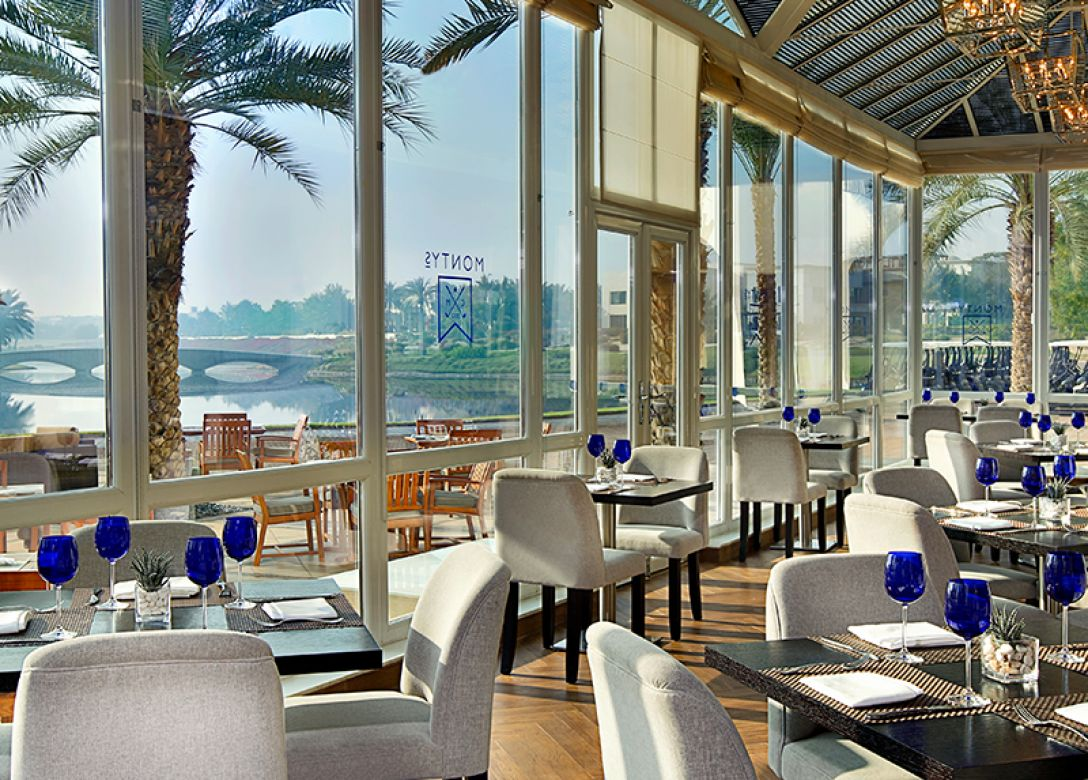 Monty's, Address Montgomerie, Dubai - Credit Card Restaurant Offers