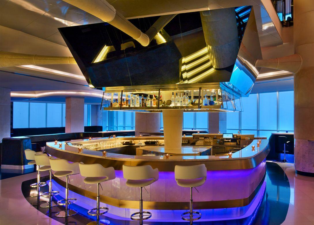 V Lounge, V Hotel Dubai, Curio Collection by Hilton - Credit Card Restaurant Offers
