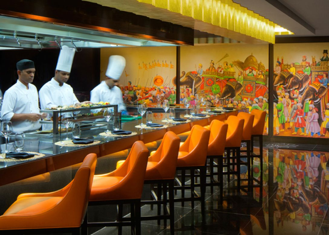 Bombay Brasserie, Taj Dubai - Credit Card Restaurant Offers