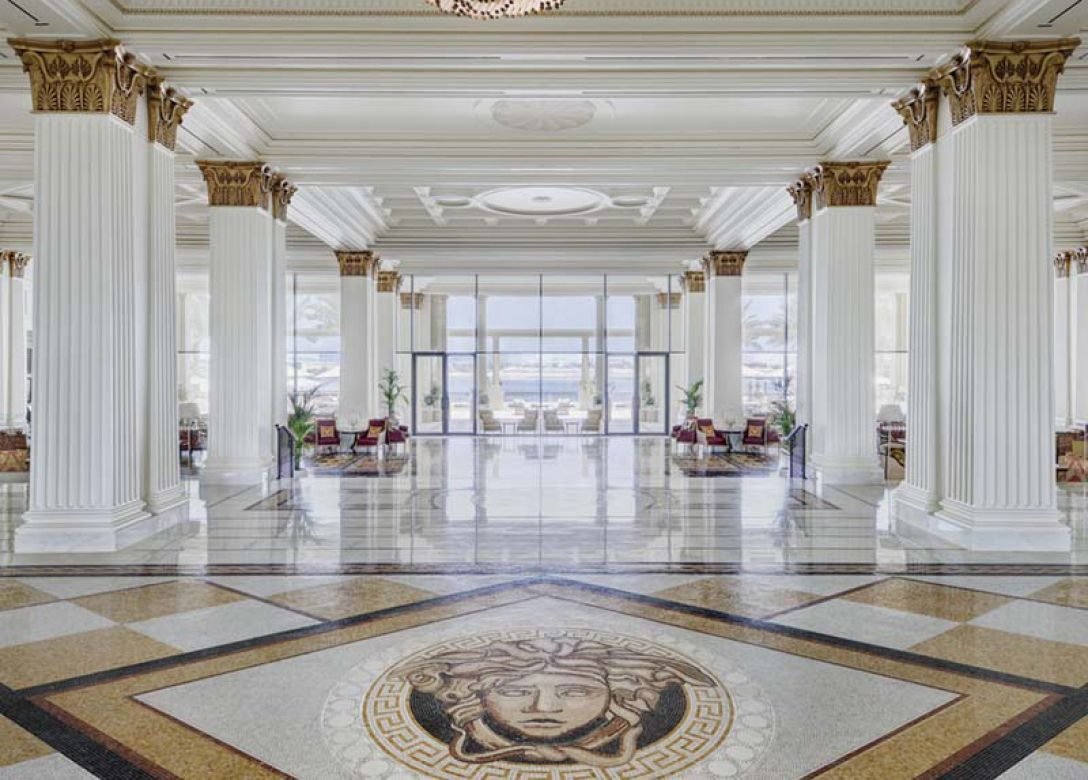 Palazzo Versace Dubai - Credit Card Hotel Offers