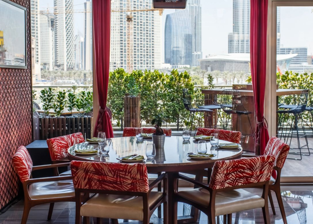 Tesoro, Taj Dubai - Credit Card Restaurant Offers