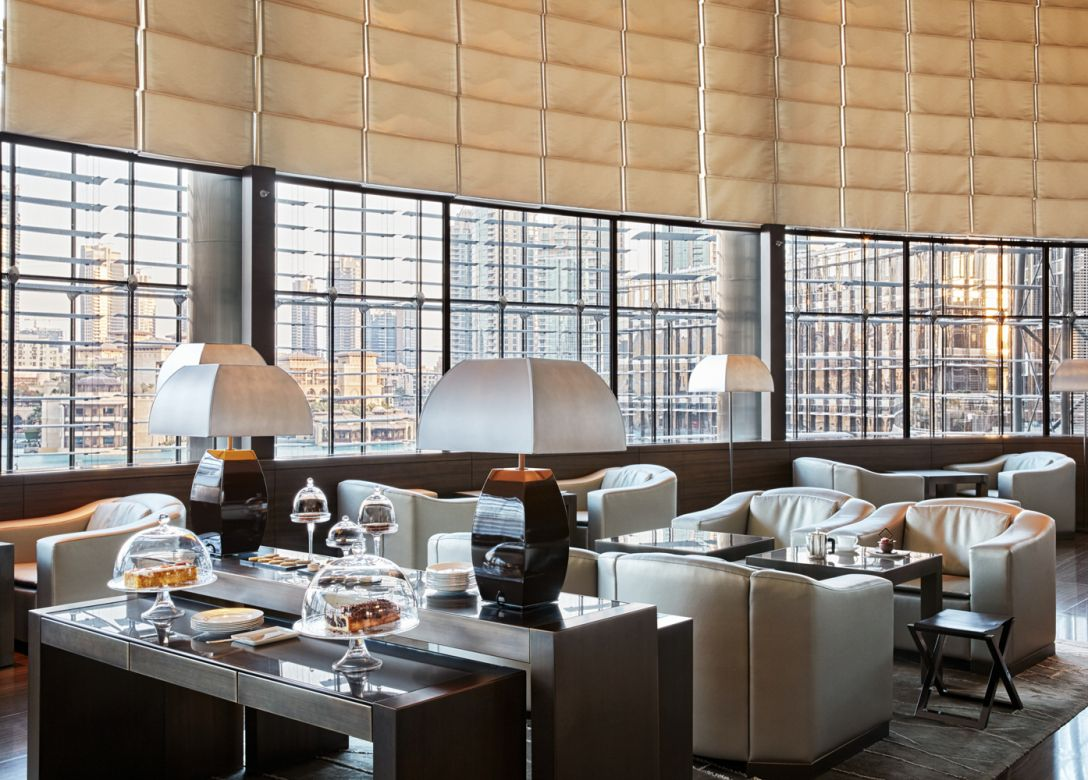 ARMANI/LOUNGE - Credit Card Restaurant Offers