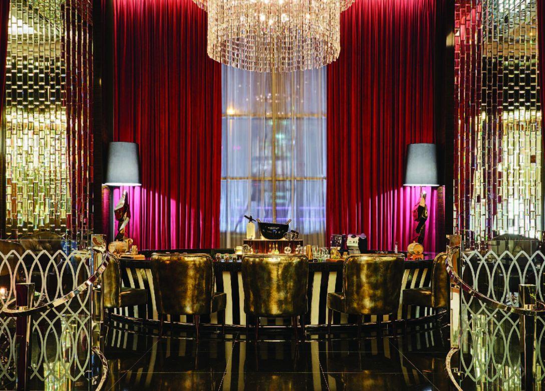 Blinq, Hilton Dubai Al Habtoor City - Credit Card Restaurant Offers