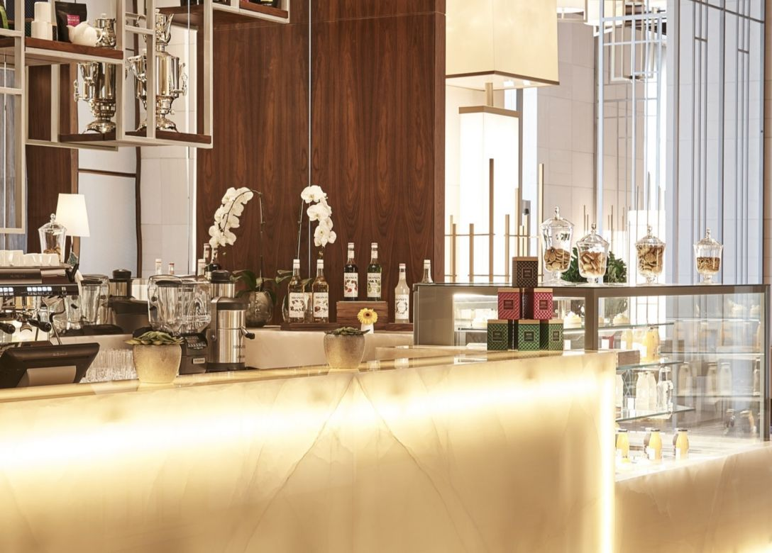 The Cafe, Hilton Dubai Al Habtoor City - Credit Card Restaurant Offers