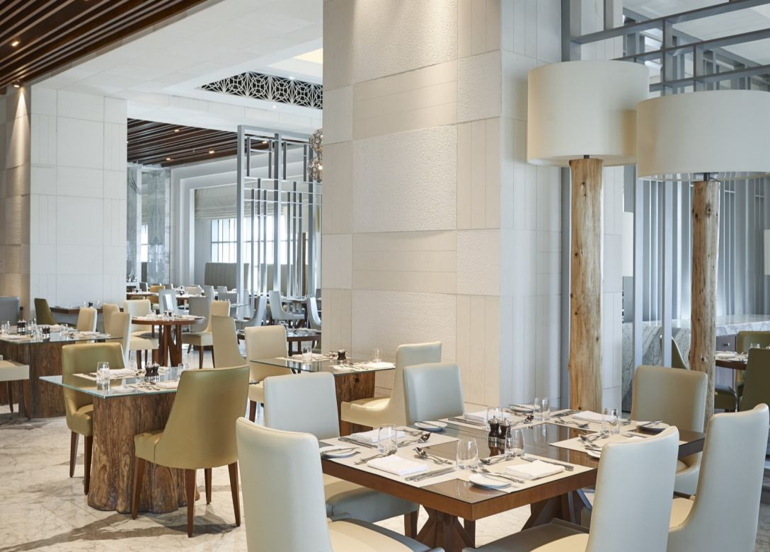 The Market, Hilton Dubai Al Habtoor City - Credit Card Restaurant Offers