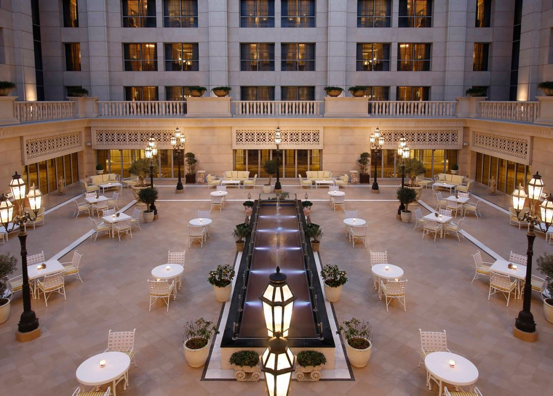 Le Patio, Habtoor Palace Hotel - Credit Card Restaurant Offers