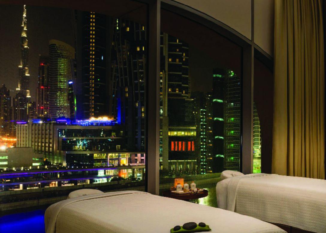 Elixir Spa, Hilton Dubai Al Habtoor City