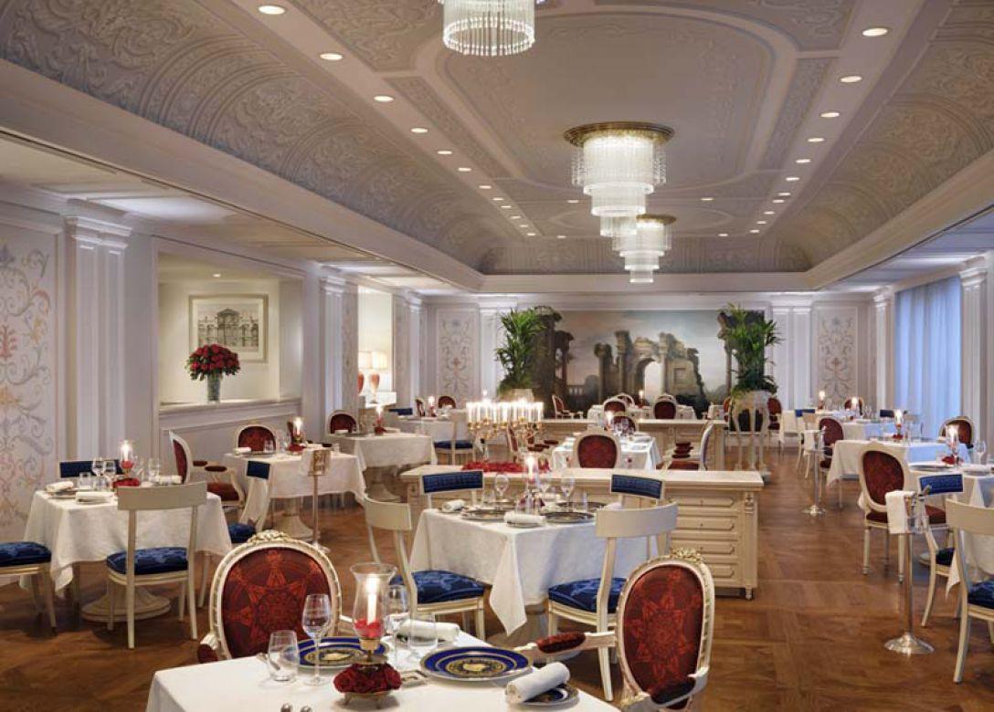 Vanitas, Palazzo Versace Hotel Dubai - Credit Card Restaurant Offers
