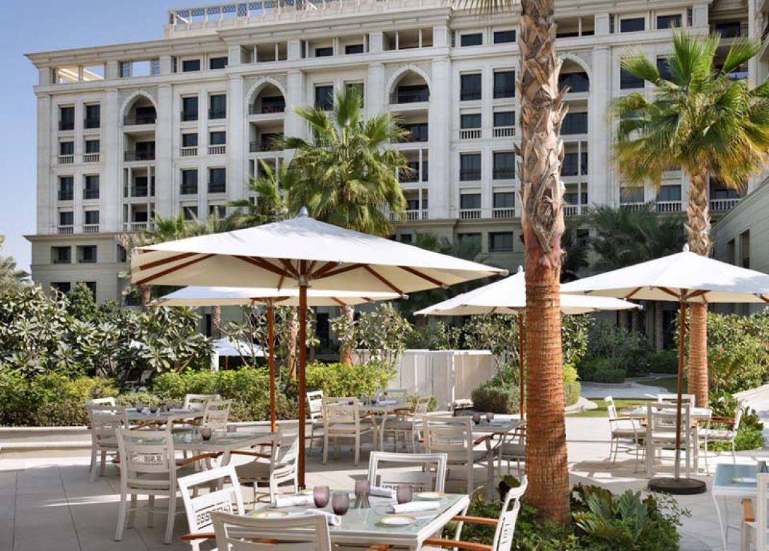 Amalfi, Palazzo Versace Dubai - Credit Card Restaurant Offers