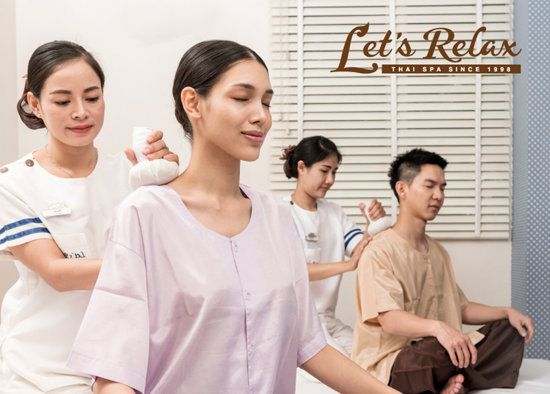 Let's Relax Spa - Credit Card Lifestyle Offers