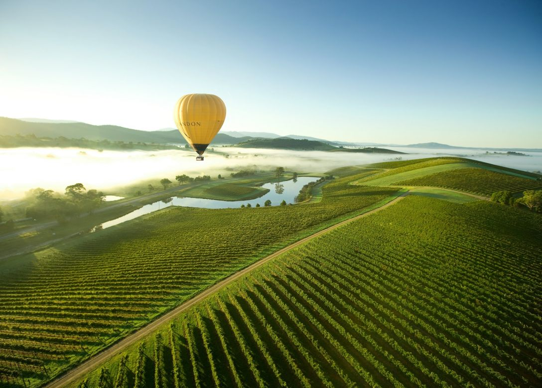 Global Ballooning Australia - Credit Card Travel Offers