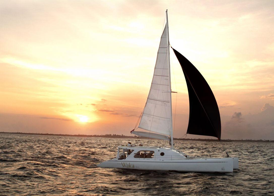 Waka Sailing