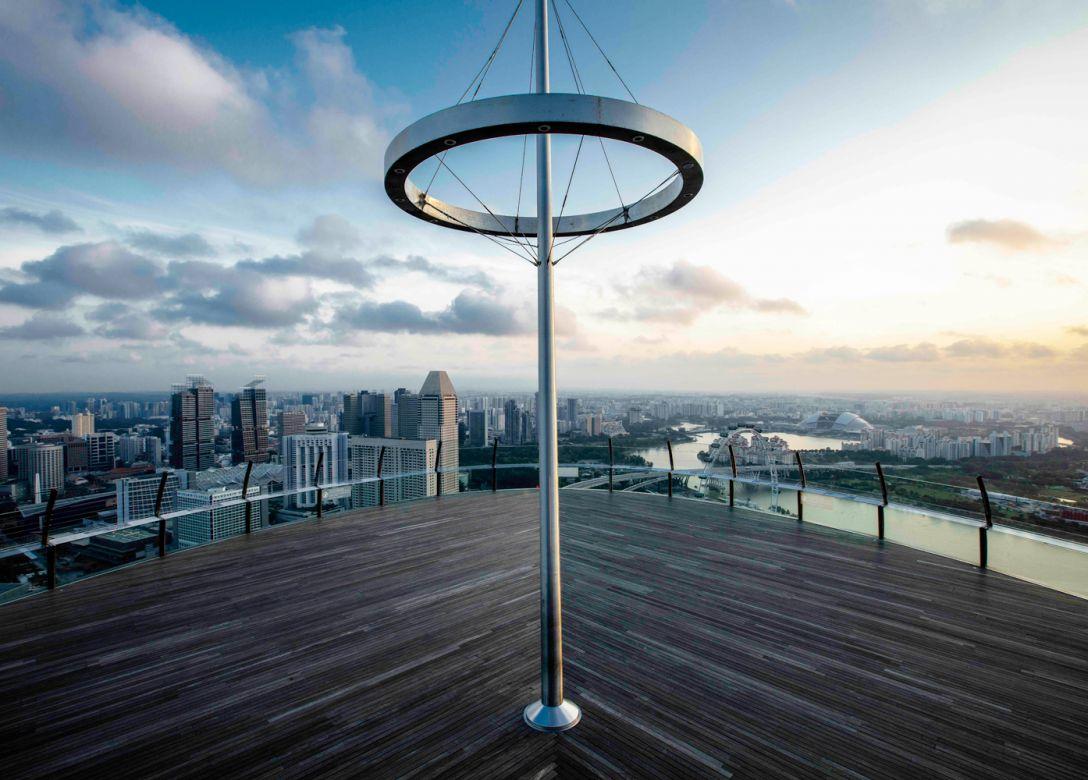 SkyPark Observation Deck, Marina Bay Sands