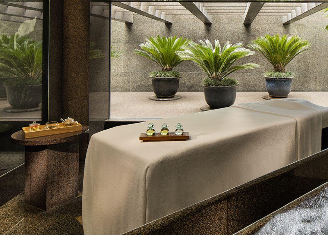 Plateau Spa - Grand Hyatt Hong Kong - Credit Card Lifestyle Offers