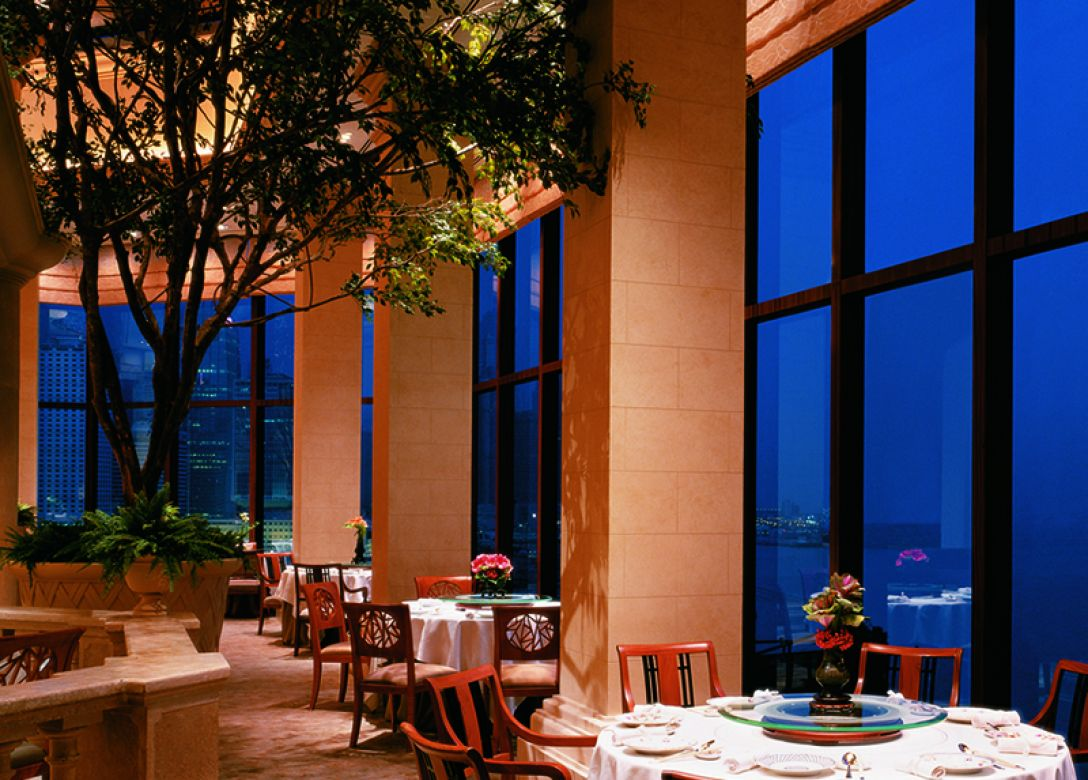 One Harbour Road - Grand Hyatt Hong Kong