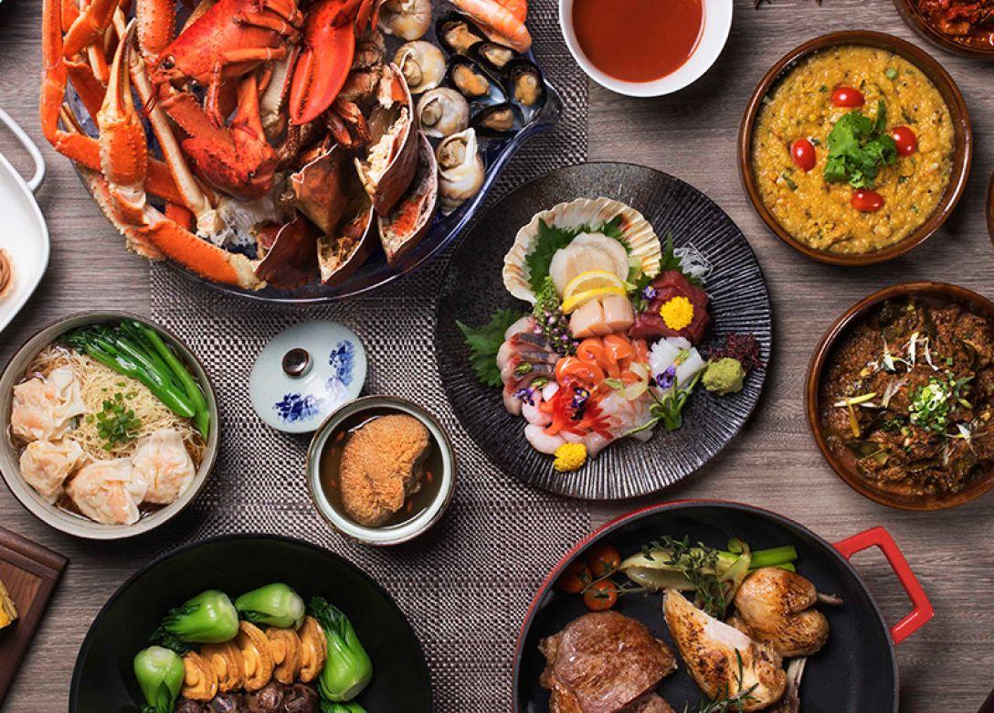 Cafe East - New World Millennium Hong Kong Hotel - Credit Card Restaurant Offers