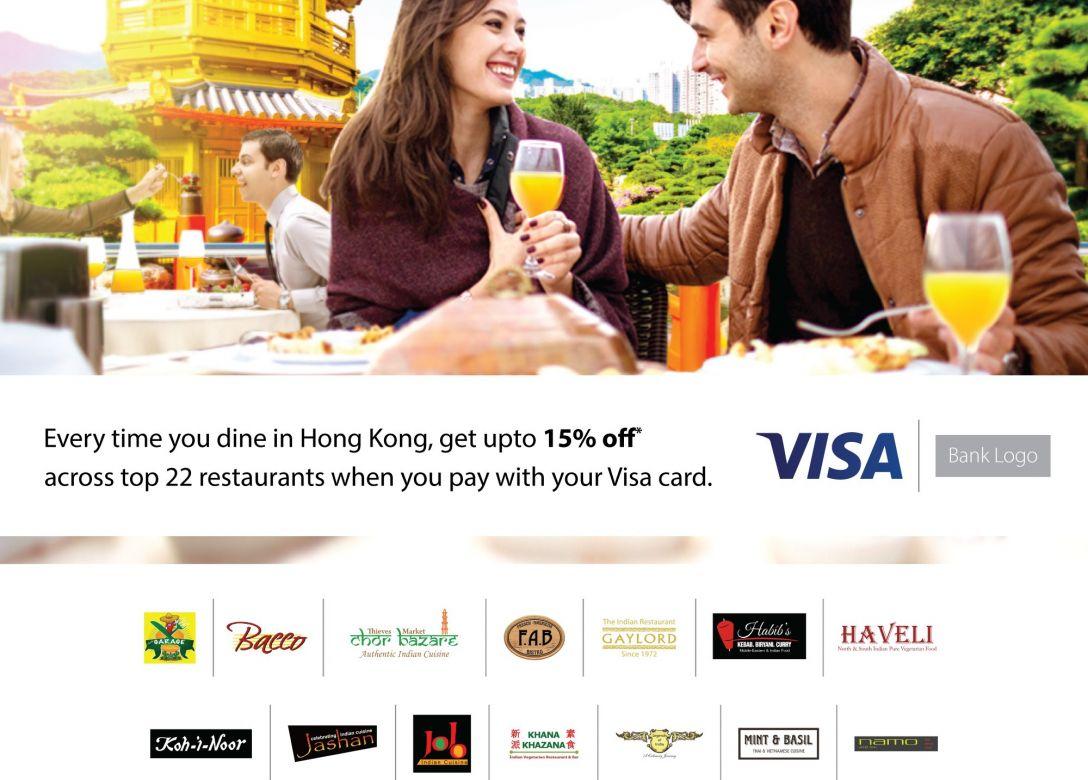 Visa International Dining Program - Credit Card Restaurant Offers