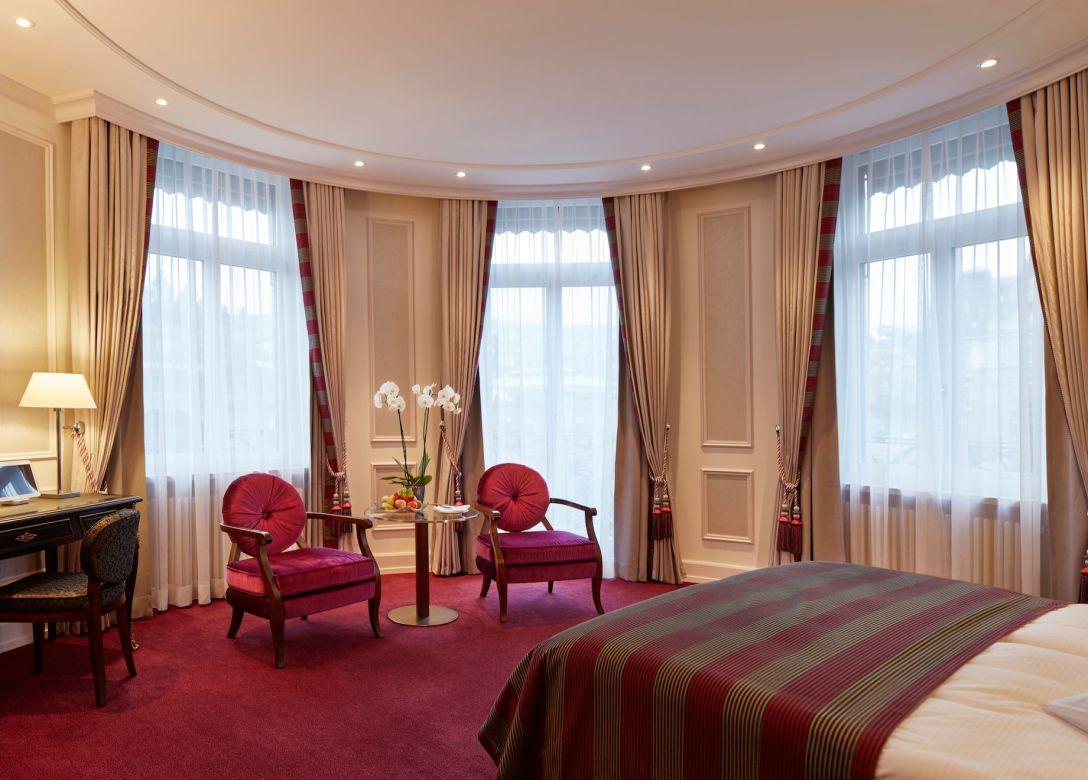 Hotel Schweizerhof Zurich - Credit Card Hotel Offers