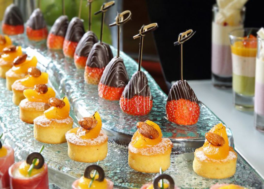Cake Shop - Conrad Hong Kong  - Credit Card Restaurant Offers