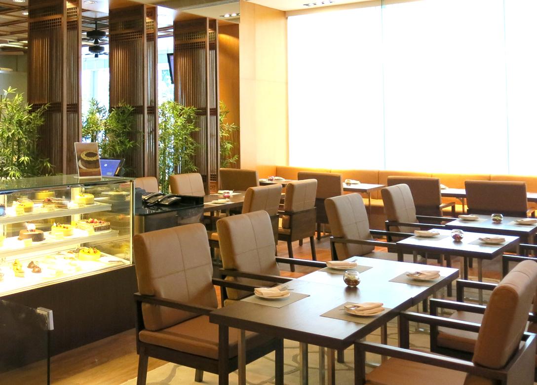 Tea Room, Amara Singapore