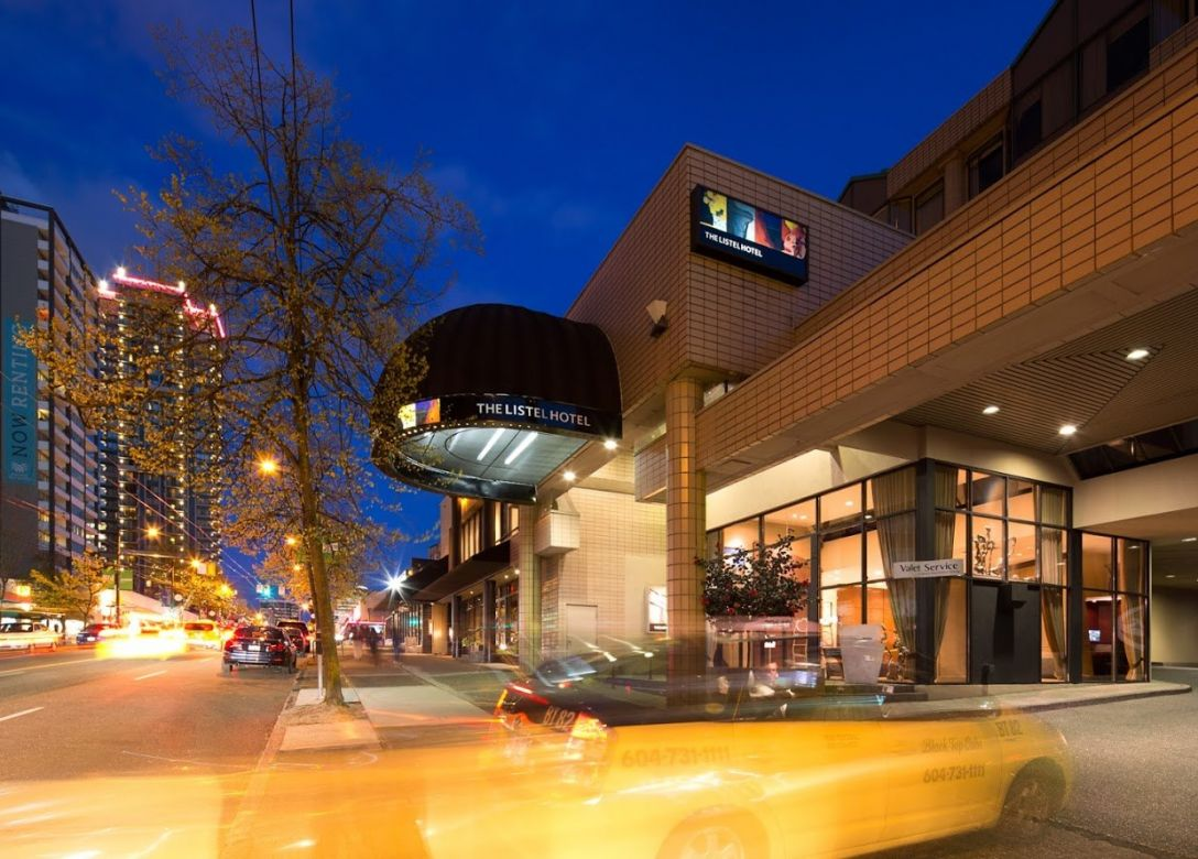 The Listel Hotel Vancouver - Credit Card Hotel Offers