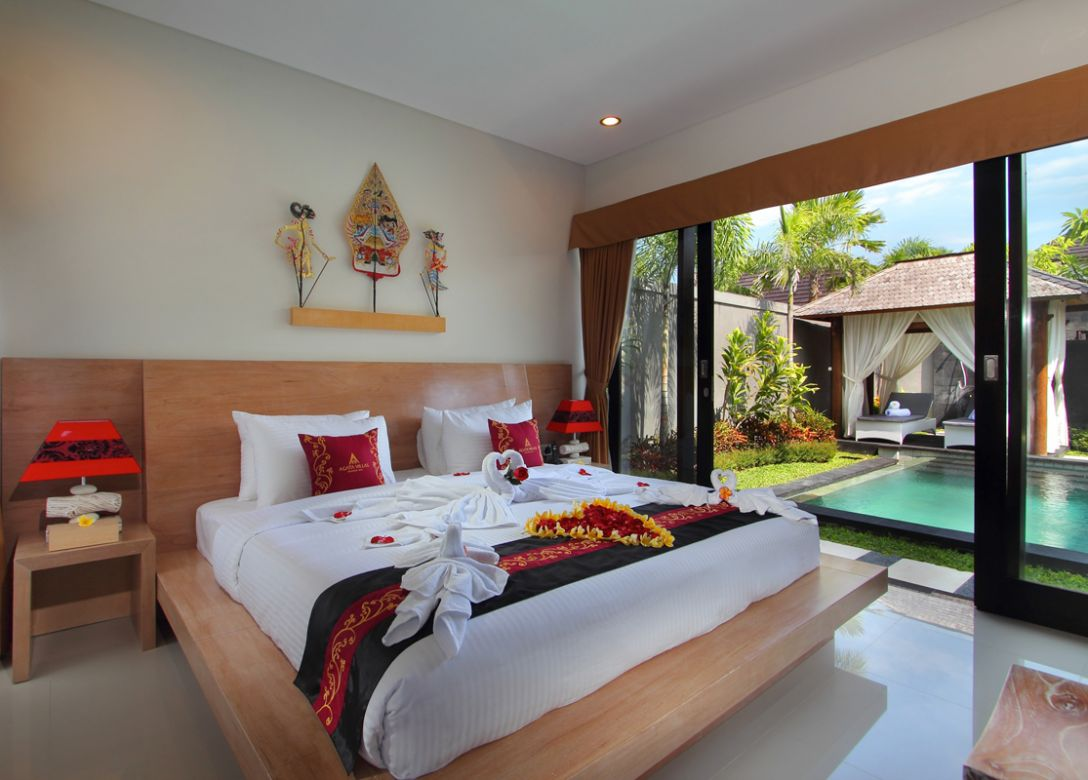 AGATA VILLAS SEMINYAK - Credit Card Hotel Offers