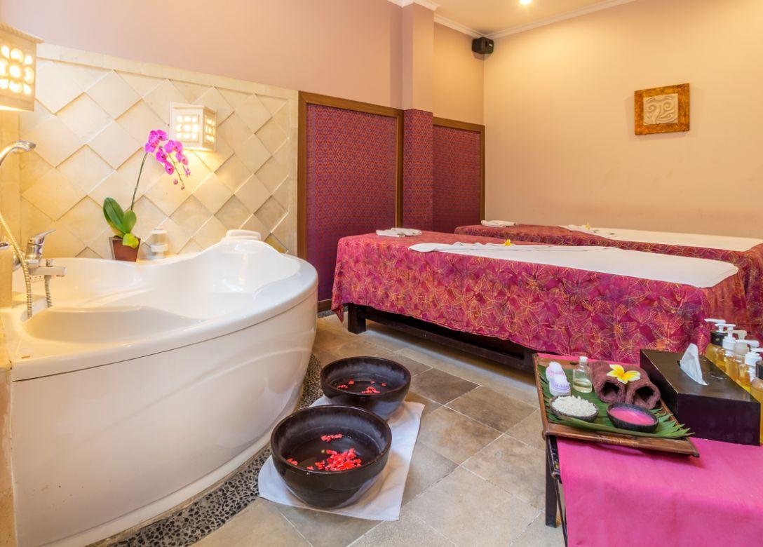 Sukha Spa at Risata Bali Resort - Credit Card Lifestyle Offers