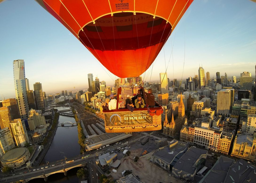Picture This Ballooning - Credit Card Travel Offers
