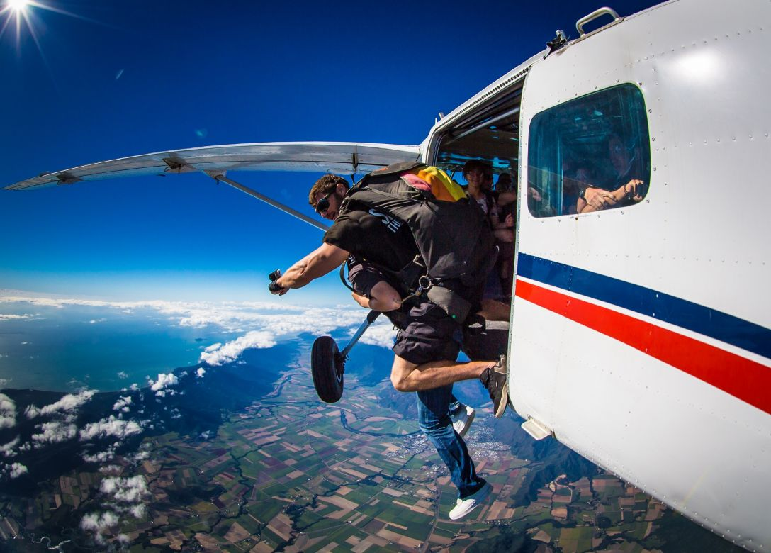 Skydive Australia - Credit Card Travel Offers