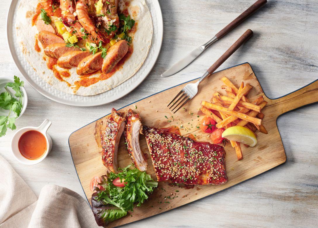 Plate, Carlton City Hotel Singapore - Credit Card Restaurant Offers