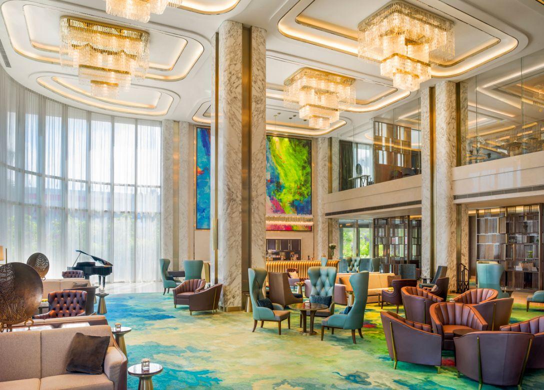 The Lounge, InterContinental Pondok Indah - Credit Card Restaurant Offers