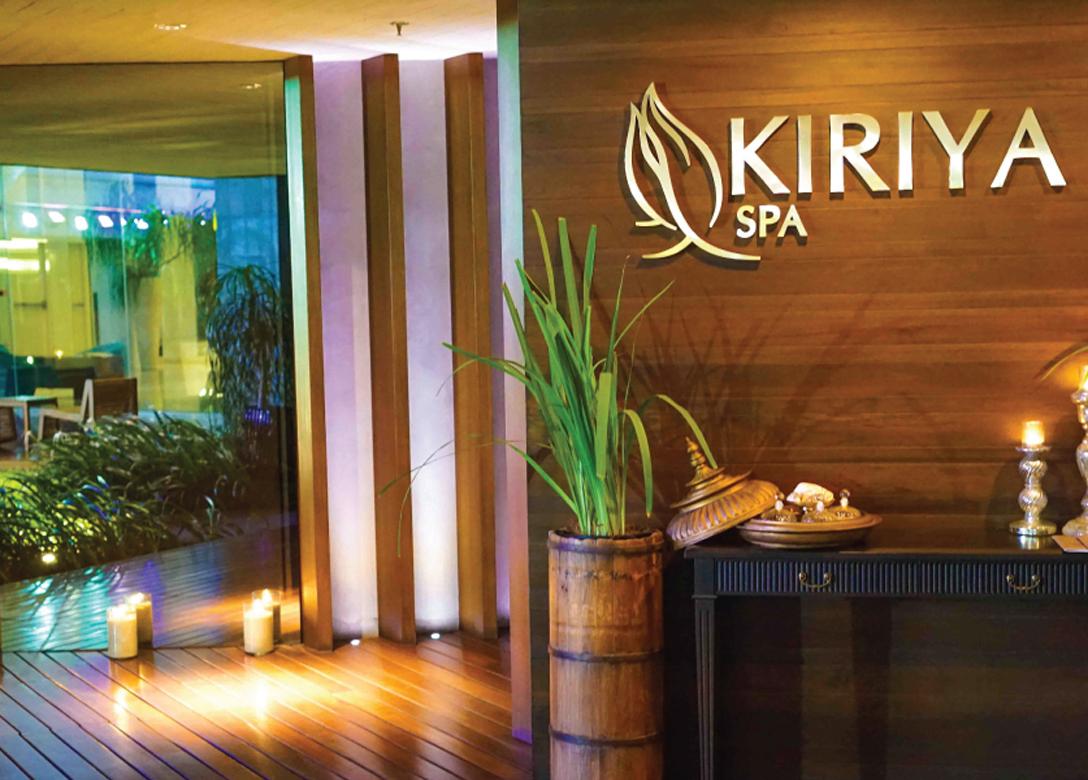 Kiriya Spa - LiT Bangkok Hotel - Credit Card Lifestyle Offers