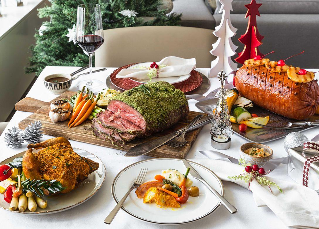 Escape Restaurant & Lounge, One Farrer Hotel (XMAS) - Credit Card Restaurant Offers