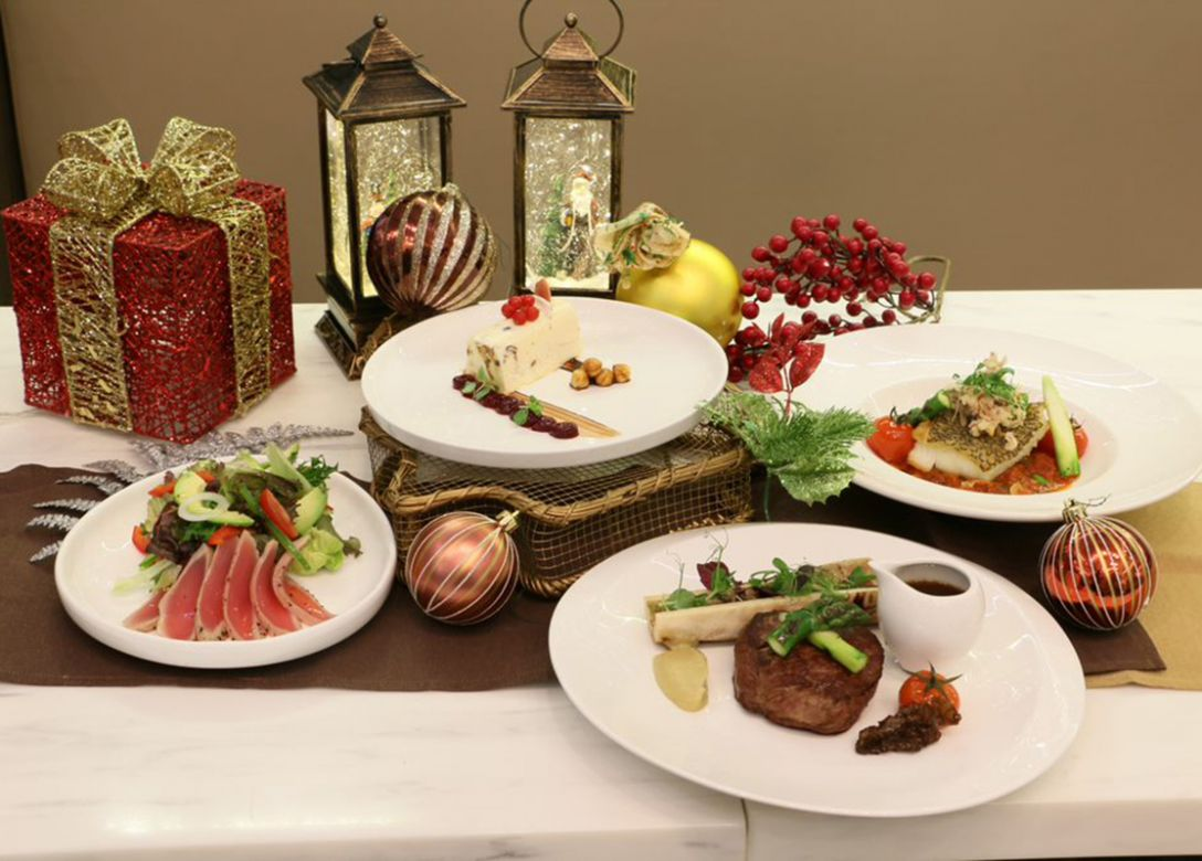 Mon Bijou, Orchard Hotel Singapore (XMAS) - Credit Card Restaurant Offers