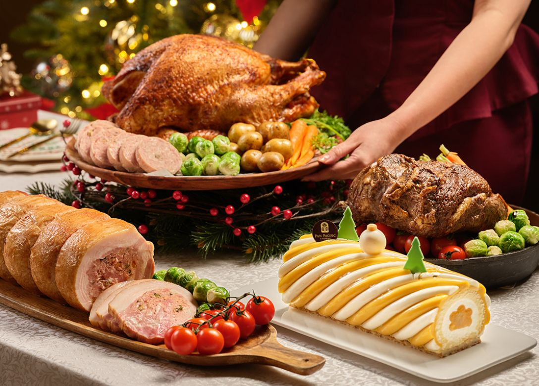 Pan Pacific Singapore, Pacific Marketplace (XMAS) - Credit Card Restaurant Offers