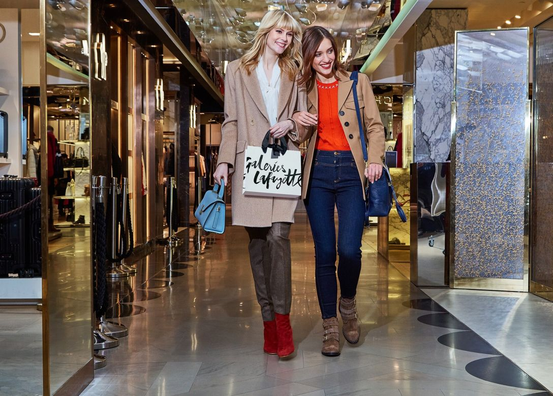 Galeries Lafayette - Credit Card Shopping Offers