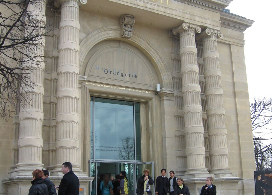Musee de l'Orangerie - Credit Card Travel Offers