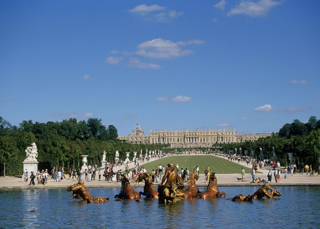 Musee du Chateau de Versailles - Credit Card Travel Offers