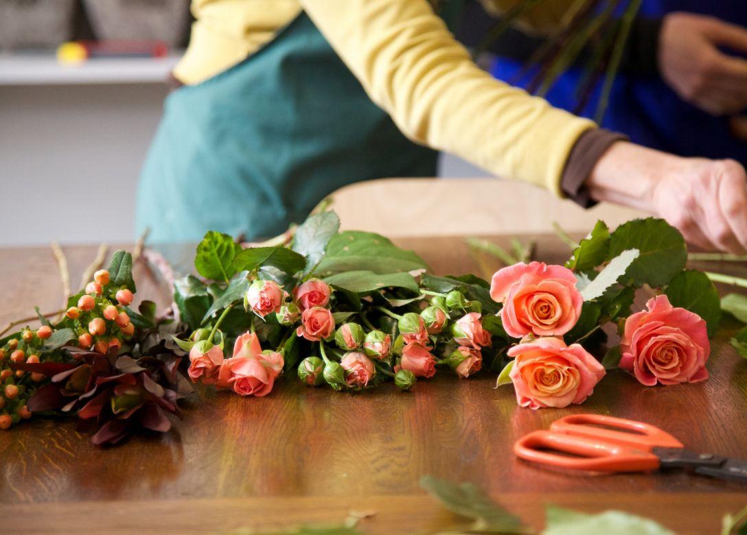 Judith Blacklock Flower School - Credit Card Travel Offers