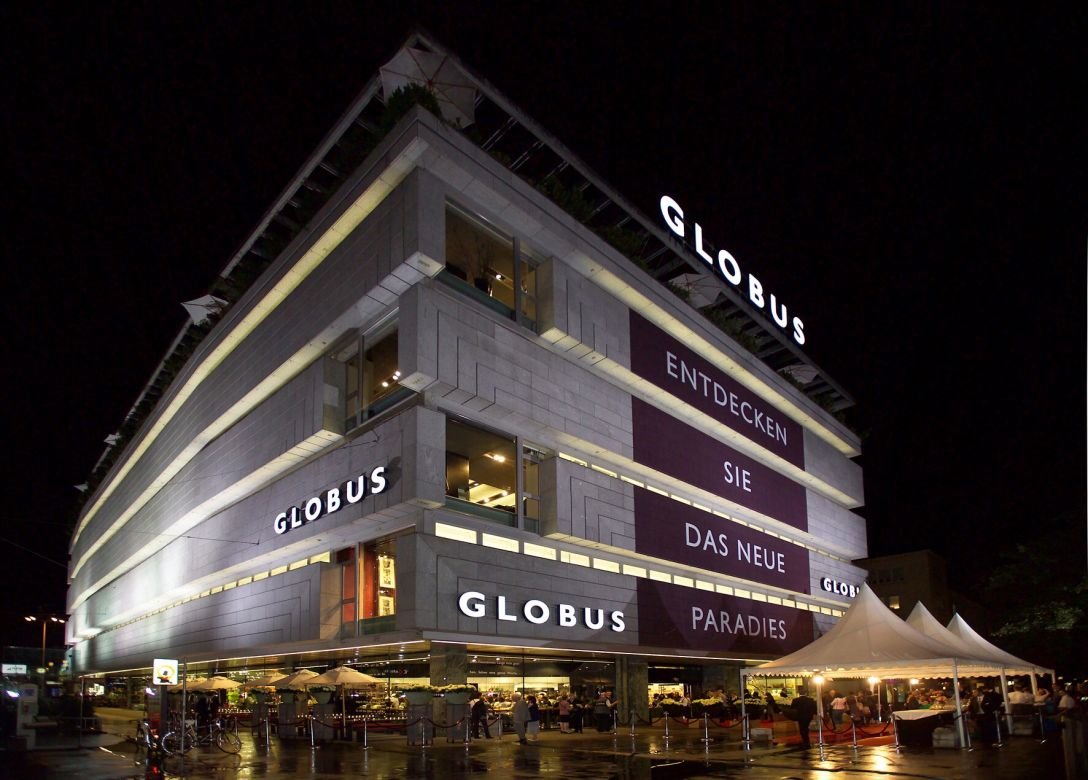 Globus - Credit Card Shopping Offers