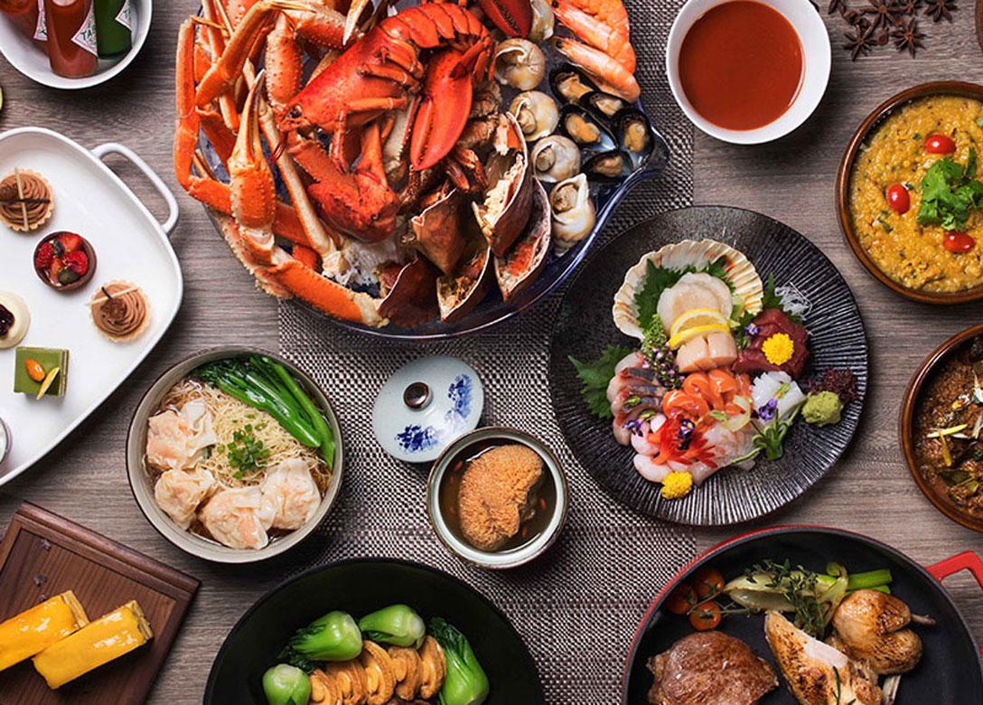 Café East - New World Millennium Hong Kong Hotel - Credit Card Restaurant Offers