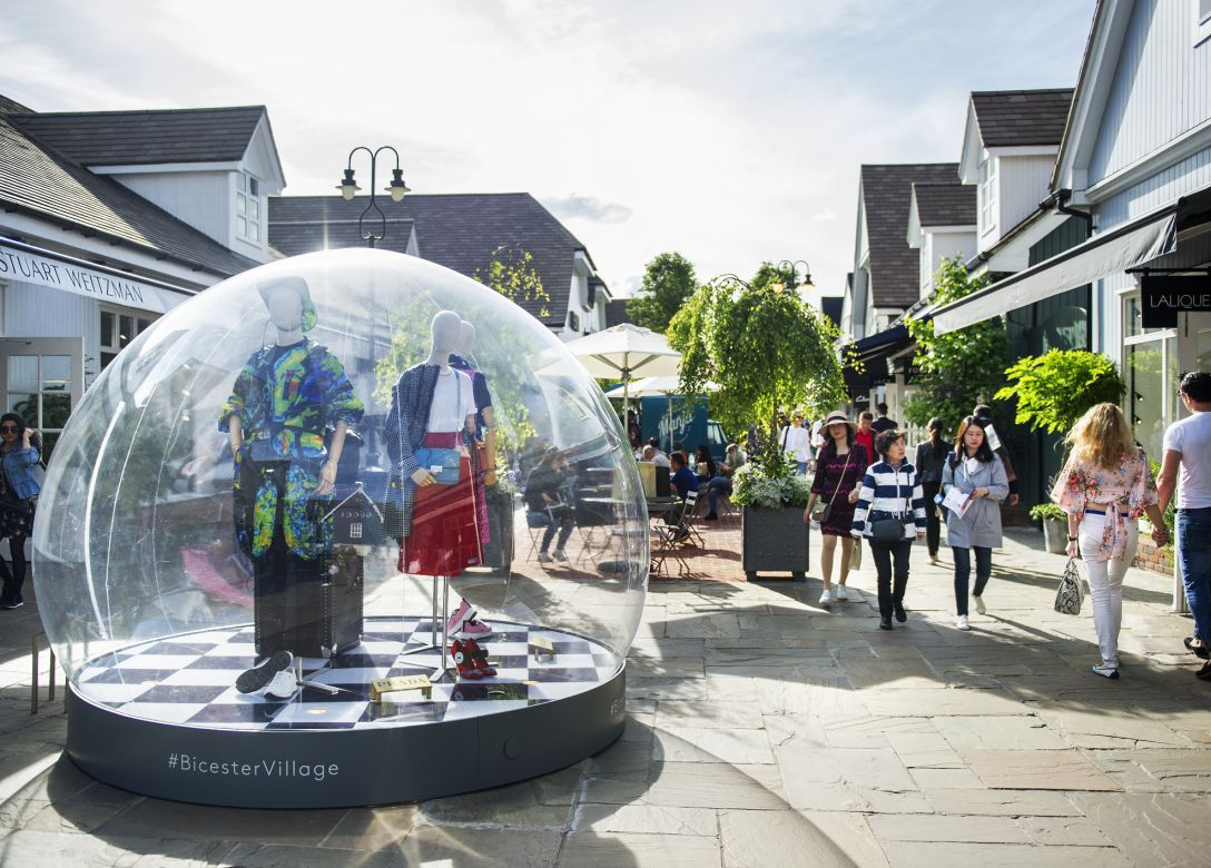 Bicester Village - Credit Card Shopping Offers