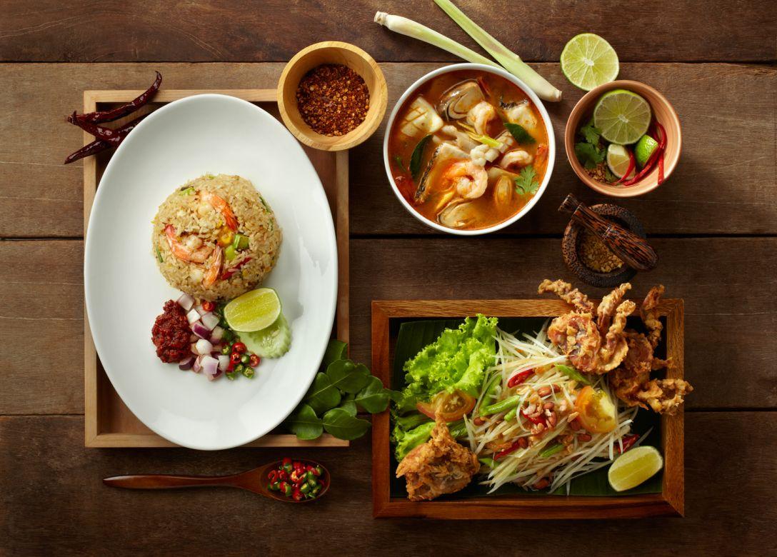 Siam Kitchen - Credit Card Restaurant Offers