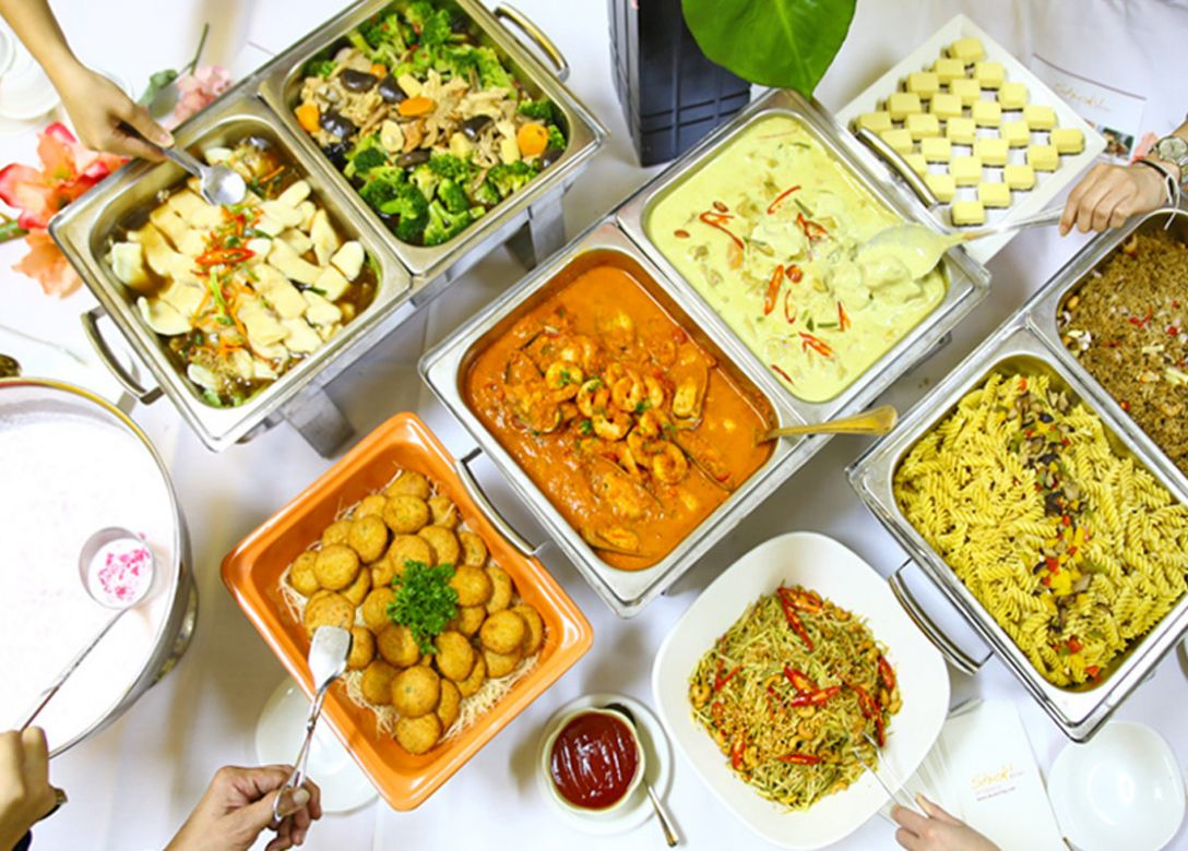 Shiok! Kitchen Catering - Credit Card Restaurant Offers