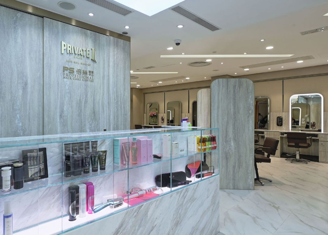 PRIVATE i SALON - Credit Card Lifestyle Offers