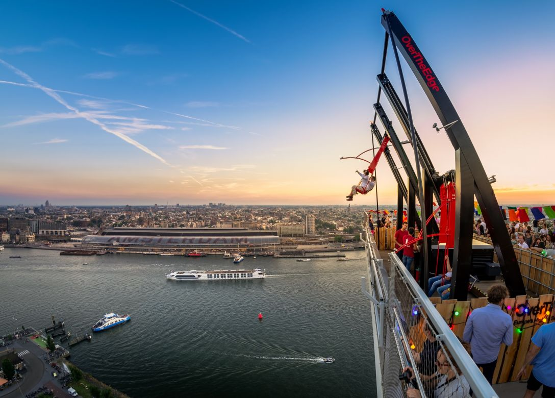 A'DAM Lookout - Credit Card Travel Offers