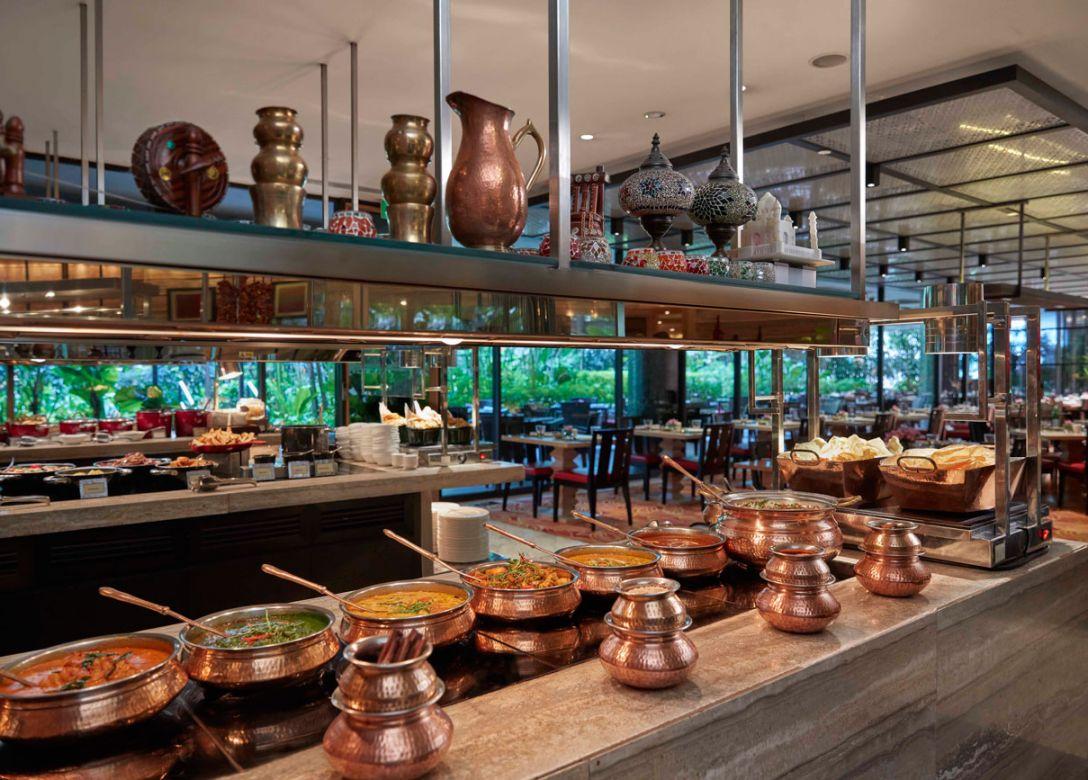 Melt Cafe, Mandarin Oriental Singapore