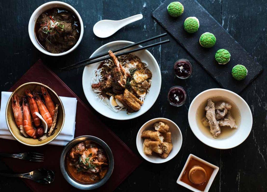 Escape Restaurant & Lounge, One Farrer Hotel Singapore